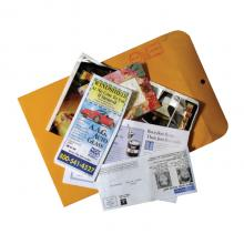 Junk mail for recycling